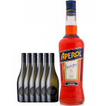 6x I am Prosecco 750ml + 1x Aperol 700ml za 39,20 €