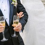 Alkohol na svadbu: Aké druhy a koľko kúpiť?