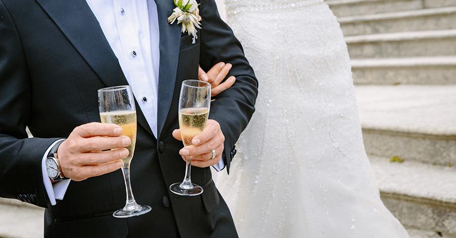Alkohol na svadbu