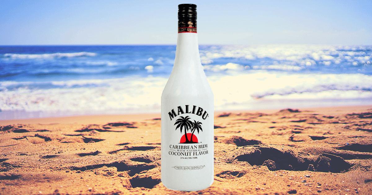 Malibu likér