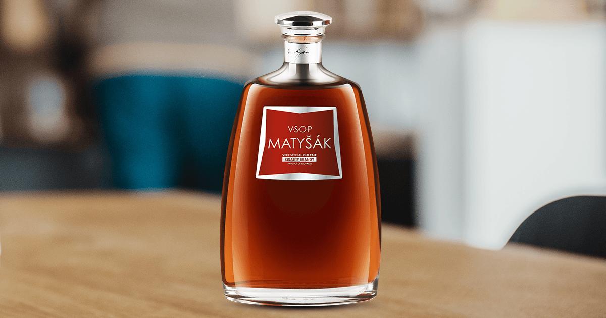 Matyšák brandy VSOP